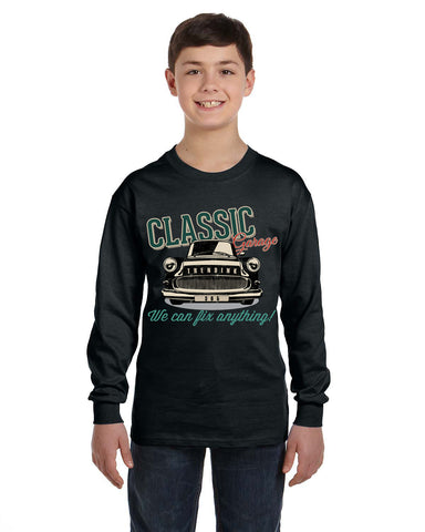 Classic 365 YOUTHS' LONG-SLEEVED