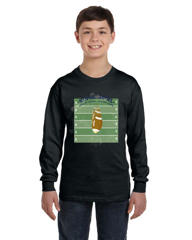 Super Bowl GO YOUTHS' LONG-SLEEVED
