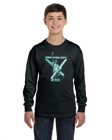 Town of Liberty YOUTHS' LONG-SLEEVED