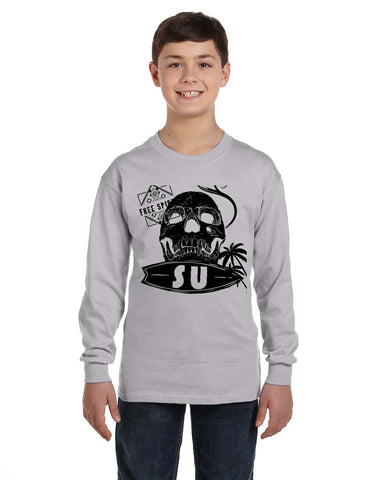 FreeSu YOUTHS' LONG-SLEEVED