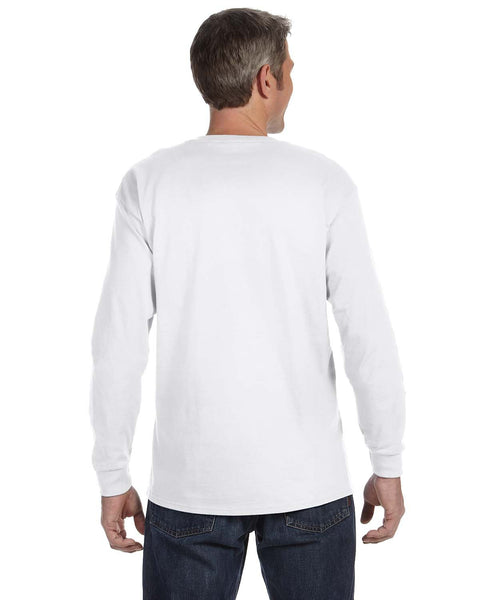New S. Beach shark MEN'S LONG-SLEEVED