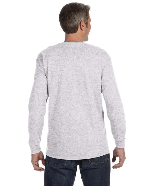 Lobster in Cancun MEN'S LONG-SLEEVED
