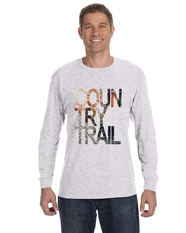 Country Trail MEN'S LONG-SLEEVED