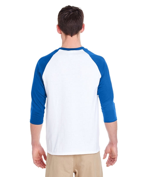 Fishing MEN'S 3/4 SLEEVED RAGLAN