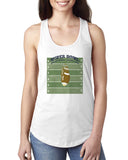 Super Bowl GO LADIES' TANK TOP