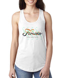 Florida Sweet Home LADIES' TANK TOP