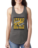 Viva Hey Taxi LADIES' TANK TOP