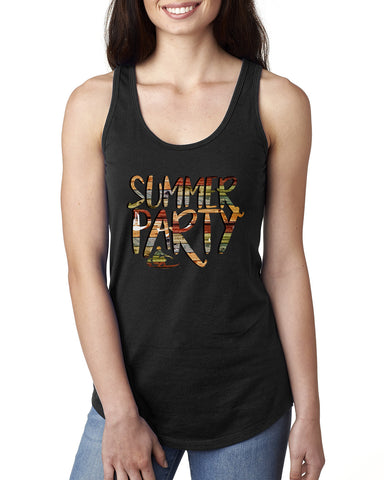 Summer Party LADIES' TANK TOP