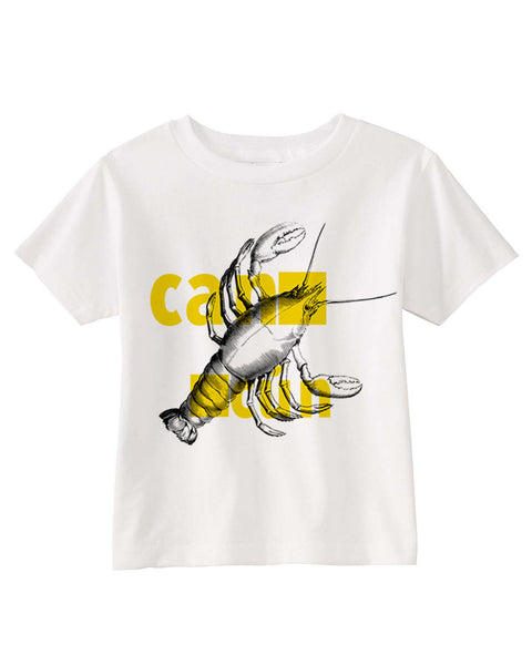 Lobster in Cancun TODDLERS' T-SHIRT