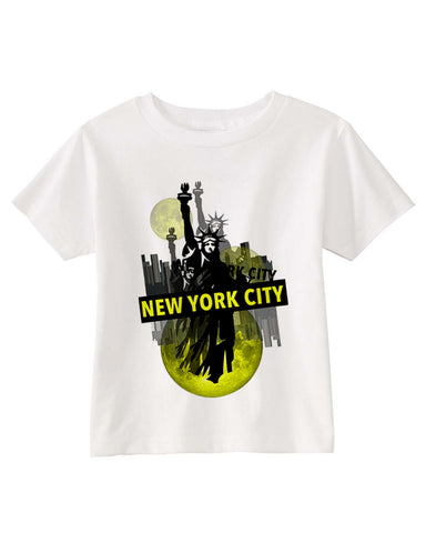 Viva NY TODDLERS' T-SHIRT