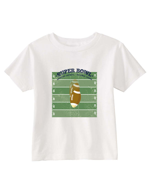 Super Bowl GO TODDLERS' T-SHIRT