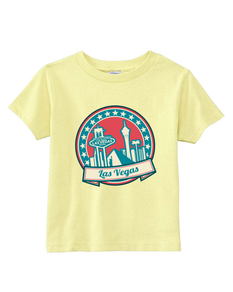 60's Las Vegas TODDLERS' T-SHIRT