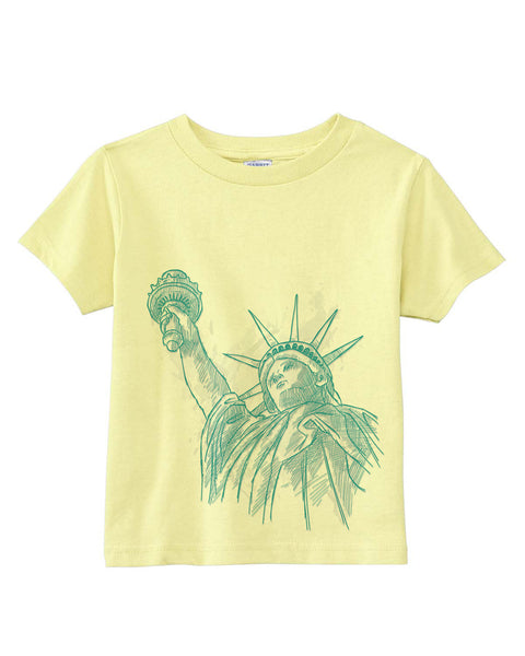 New York to be free TODDLERS' T-SHIRT