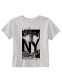 New York NOW TODDLERS' T-SHIRT