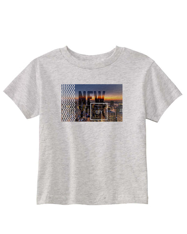 New York Twilight TODDLERS' T-SHIRT