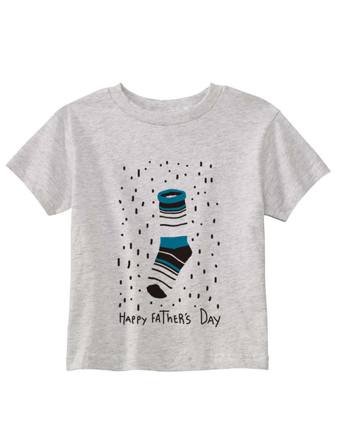 Socks Dad TODDLERS' T-SHIRT