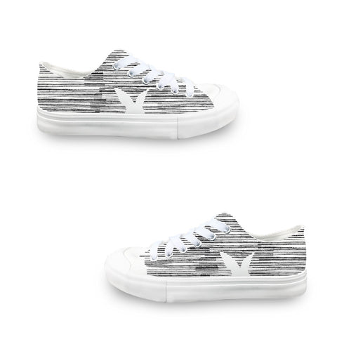Hidden Rabbit LADIES' LOW-TOP SNEAKERS