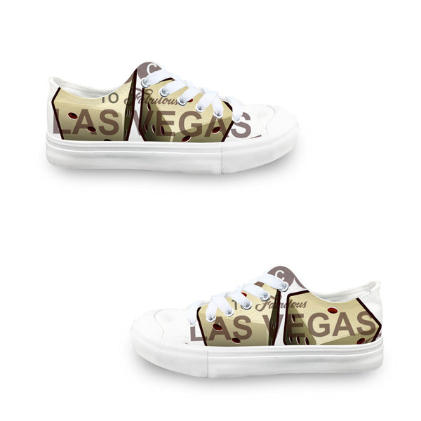The Other LV's Symbol LADIES' LOW-TOP SNEAKERS