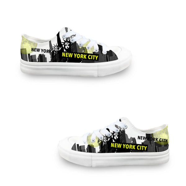 Viva NY LADIES' LOW-TOP SNEAKERS