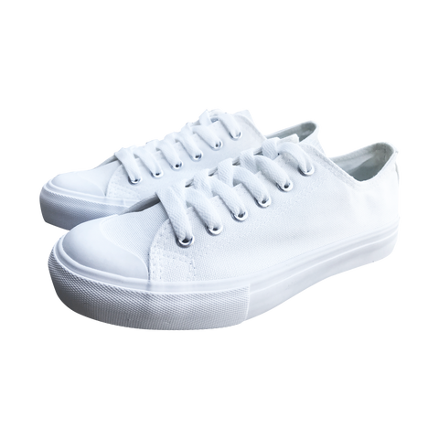 LADIES' LOW-TOP SNEAKERS
