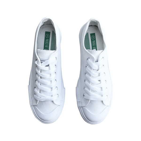 Complicated Time LADIES' LOW-TOP SNEAKERS