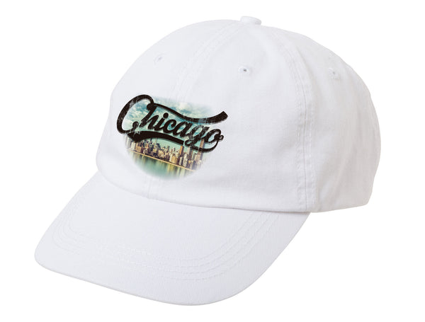 Chicago Skyline BASEBALL CAP