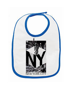 New York NOW BABYS' BIB