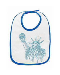 New York to be free BABYS' BIB