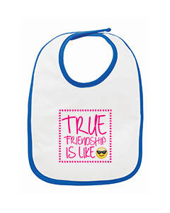 True Friendship BABYS' BIB