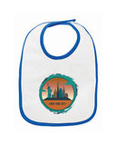 Views in New York BABYS' BIB