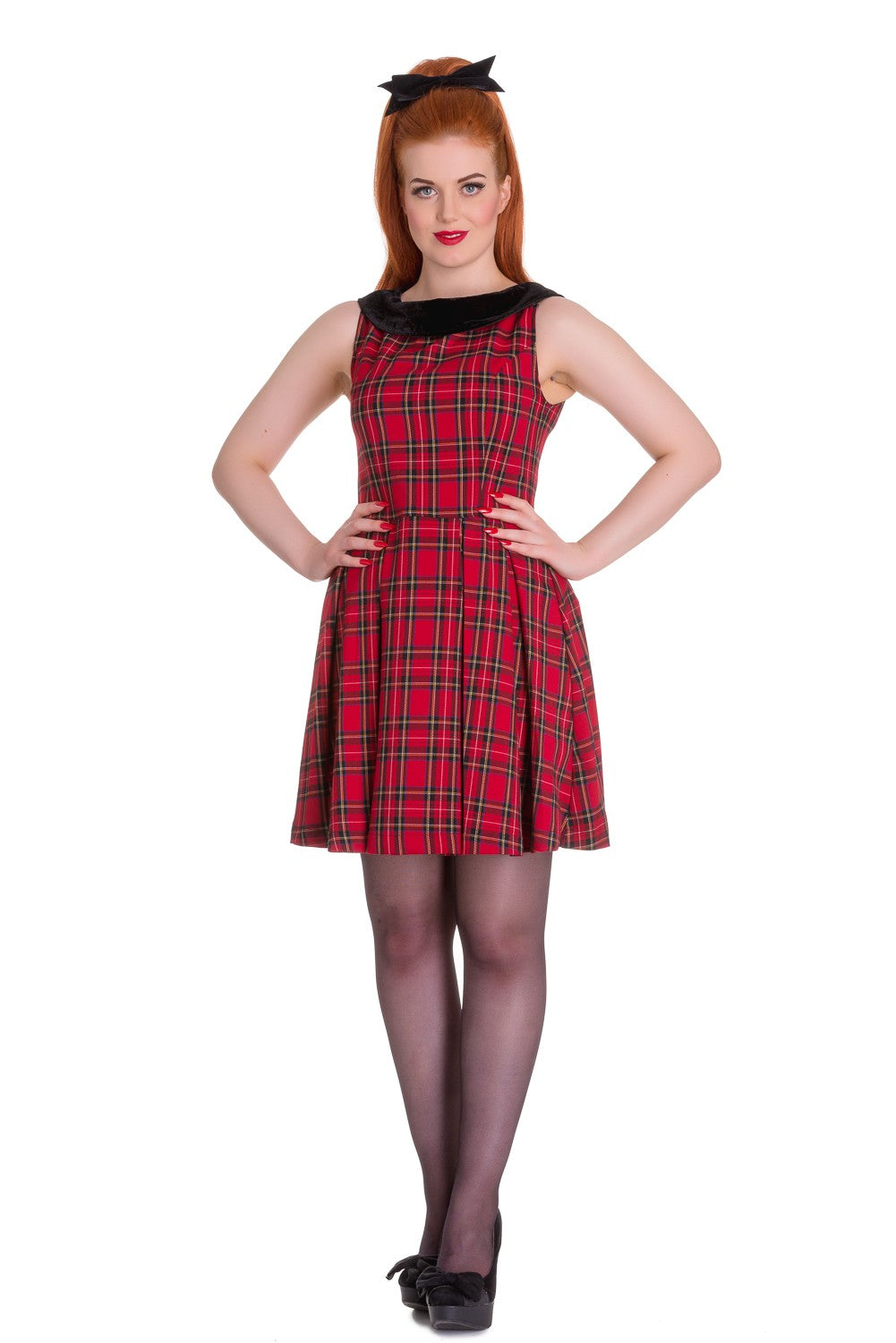 Hell Bunny Eleanor Dress