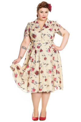 Hell Bunny Leah Dress
