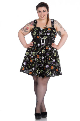 Hell Bunny Salem Mini Dress