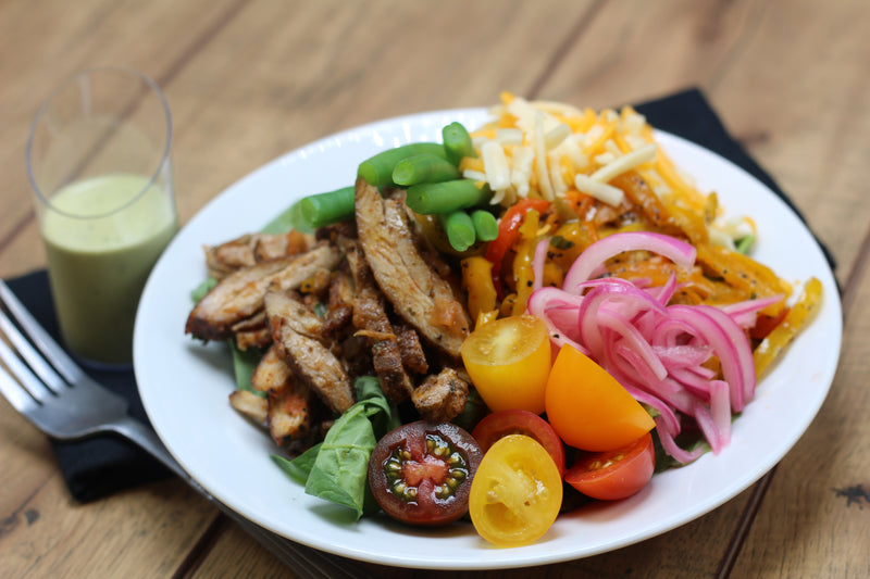 Baja Chicken Buddha Bowl