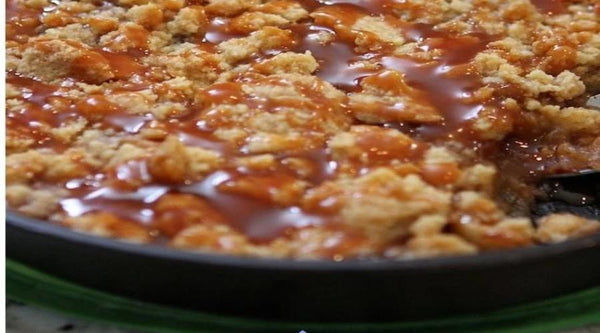 Apple Caramel Crumble (Holiday Pre-Order)