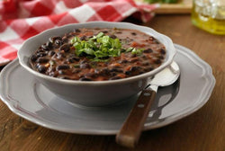 Steak and Black Bean Soup