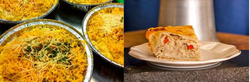 * ON SALE* Cozy Comfort Bundle: Chicken Pot Pie and 3 Cheese Mac and Cheese