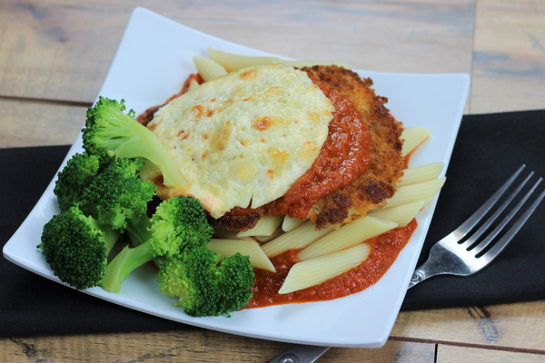 *Keto* Chicken Parmesan *Fresh Frozen)