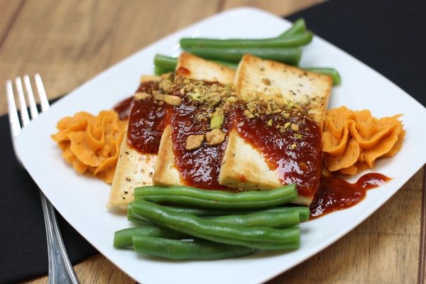 Honey Garlic Tofu
