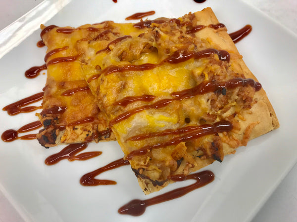BBQ Chicken Pizza (Gluten Free)
