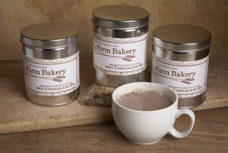 La Farm's Hot Chocolate and Scone Kit
