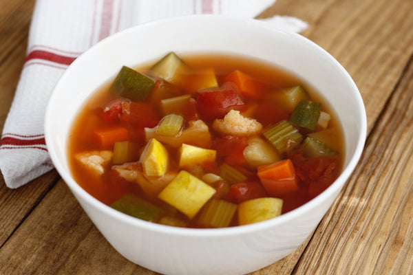 Paleo-W30 Zero Point Veggie Soup