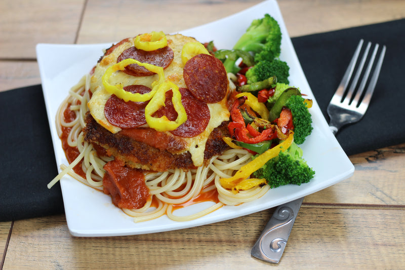 *NEW* Pepperoni Chicken Parmesan