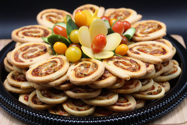 Chef Mario's Appetizer: Signature Spirals (Holiday Pre-Orders)