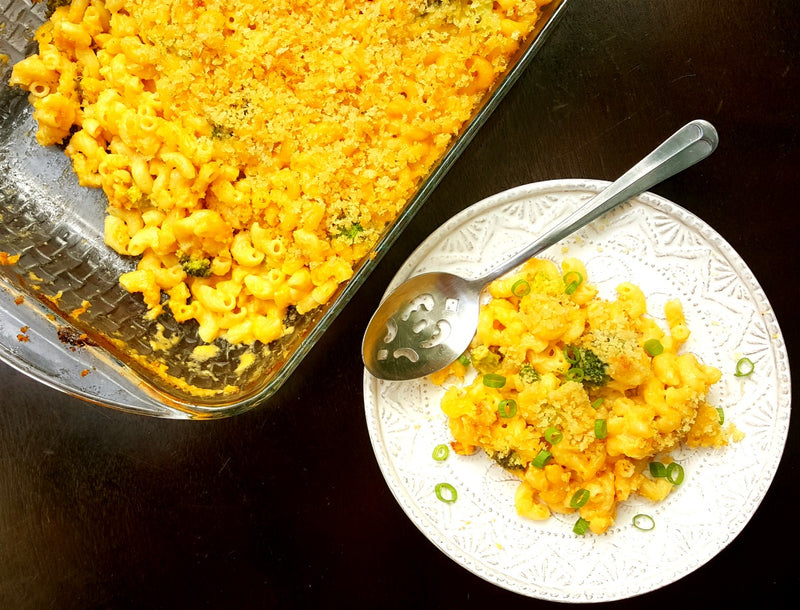 Recipe Kit: Broccoli & Cheddar Mac N Cheese