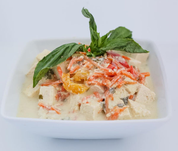 Thai Green Curry (with Chicken or Shrimp)