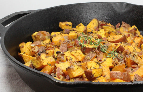 Recipe Kit: Dijon Roasted Sweet Potatoes