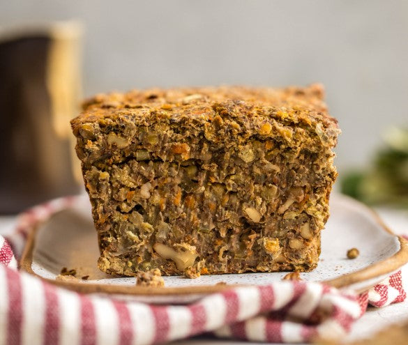 Vegan Lentil Loaf (Holiday Pre-Order)