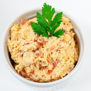Fire Roasted Pimiento Cheese (Keto)