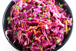 Recipe Kit: Red Cabbage & Apple Coleslaw